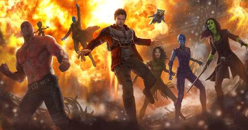 Geekville Radio: Guardians 2 Review