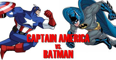 Geekville Radio: Captain America vs. Batman, Plus Cancelled And Returning TV Shows