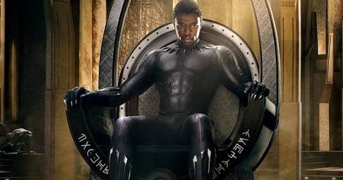 Geekville Radio: Black Panther Trailer