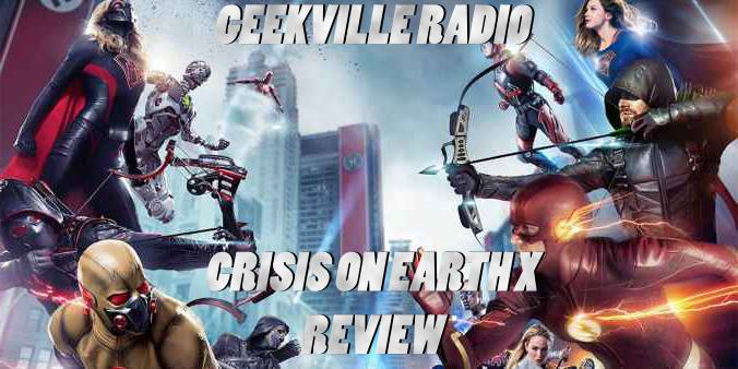 Crisis On Earth X Review