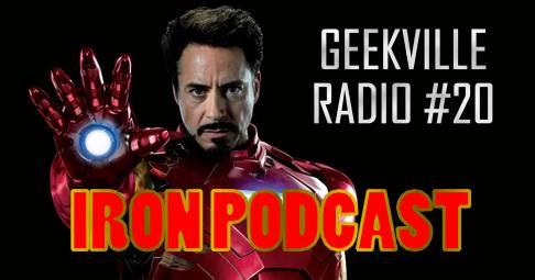 Episode 20: Iron Podcast