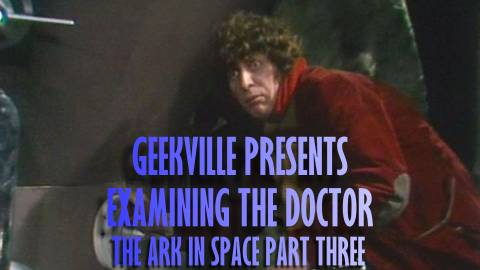 The Ark In Space Part Three Examined