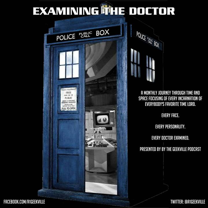 Examining The Doctor Episode 46: Silence In The Library
