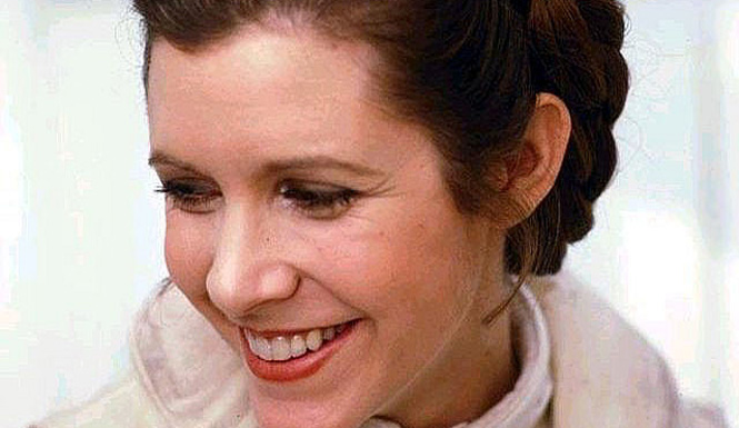 CONFIRMED! Carrie Fisher will appear in FINAL Star Wars Episode IX