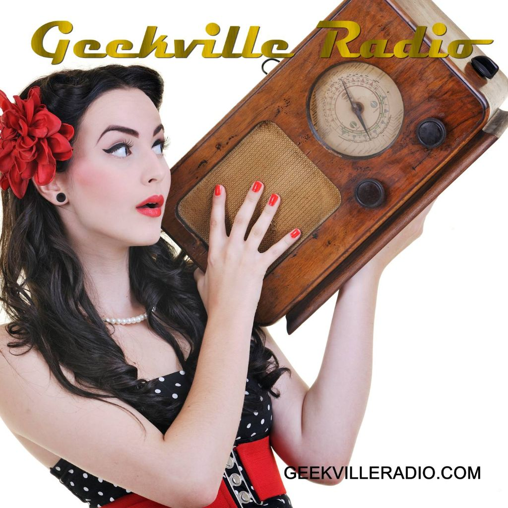 Geekville Radio - News and discussion on Sci-Fi, Movies, TV, and comics