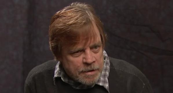 "Mark Hamill Reacts to the Episode VIII Title ""The Last Jedi"""