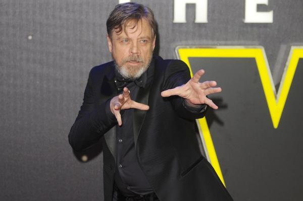 Mark Hamill's TV Show Did a Jedi Level Trolling of Star Wars Fans