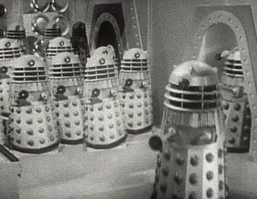 Examining The Doctor: The Power Of The Daleks Part Four