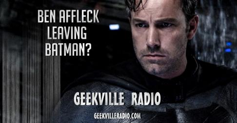 Geekville Radio Episode 163