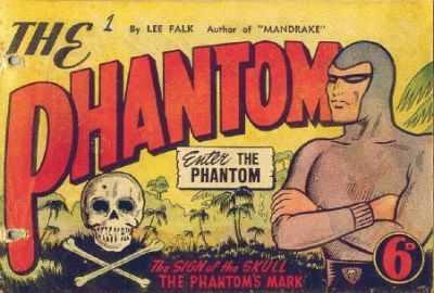 Lesser Known Geek Hall Of Fame #2: The Phantom
