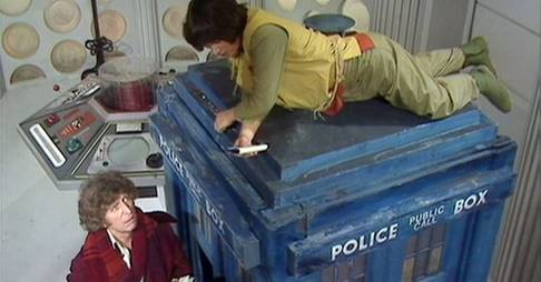 Examining The Doctor: Logopolis Part Two