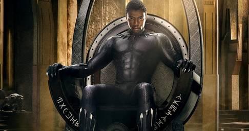 Geekville Radio: Black Panther Trailer