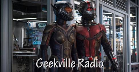 Ant-Man And The Wasp Review, Plus News