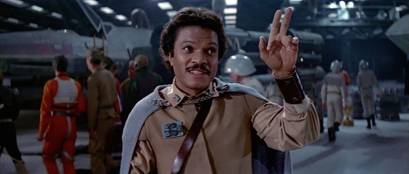 Billy Dee Williams Is Returning As Lando Calrissian For Episode IX