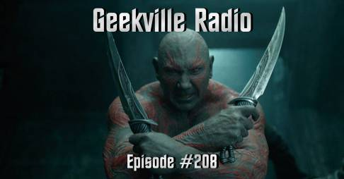 #208 – Drax Out Of Guardians 3? Spiner and Witwer to Supergirl, Batwoman Cast