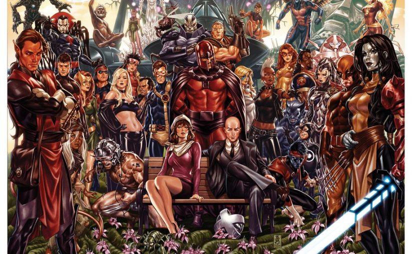 New X-Men Titles Due In June