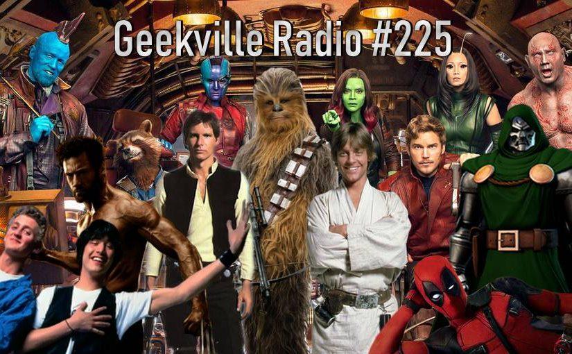 Geekville Radio #225: Disney/Fox