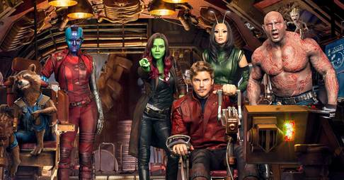 James Gunn Rehired For Guardians Of The Galaxy 3