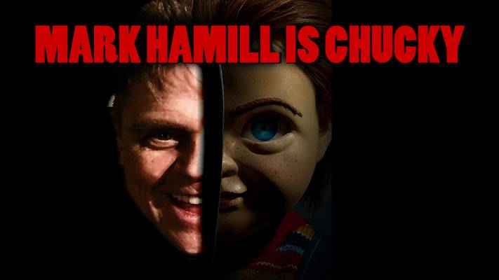 Mark Hamill is Chucky in the Child's Play Reboot