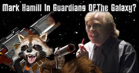 Mark Hamill's Role In Guardians 3?
