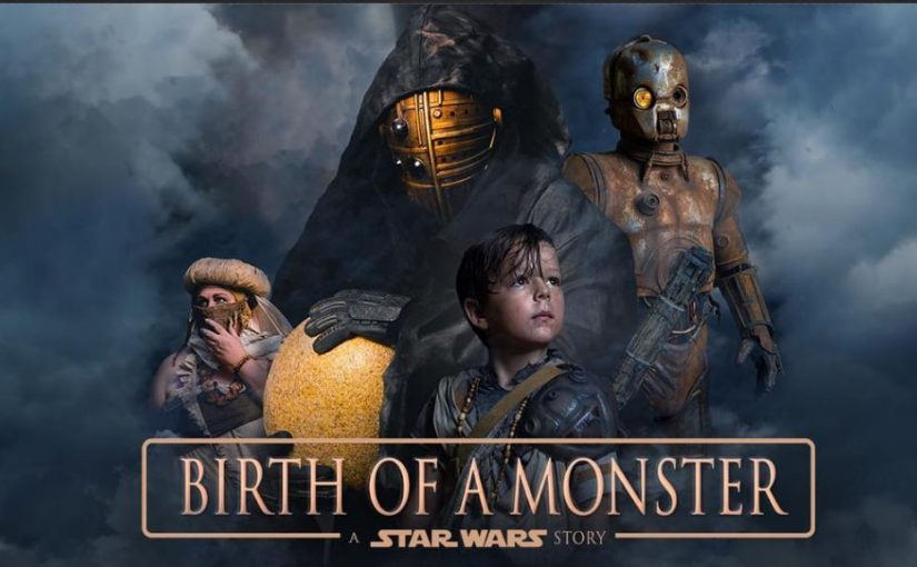 Birth Of A Monster – A Star Wars Fanfilm