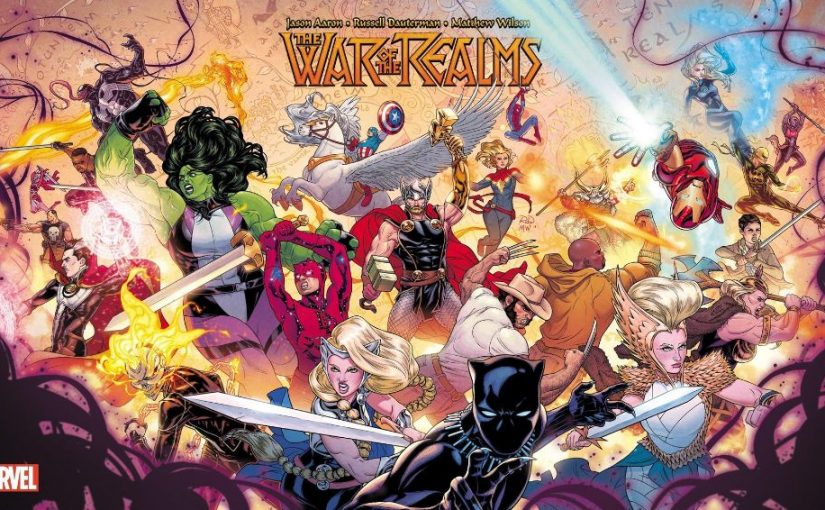News from War Of The Realms