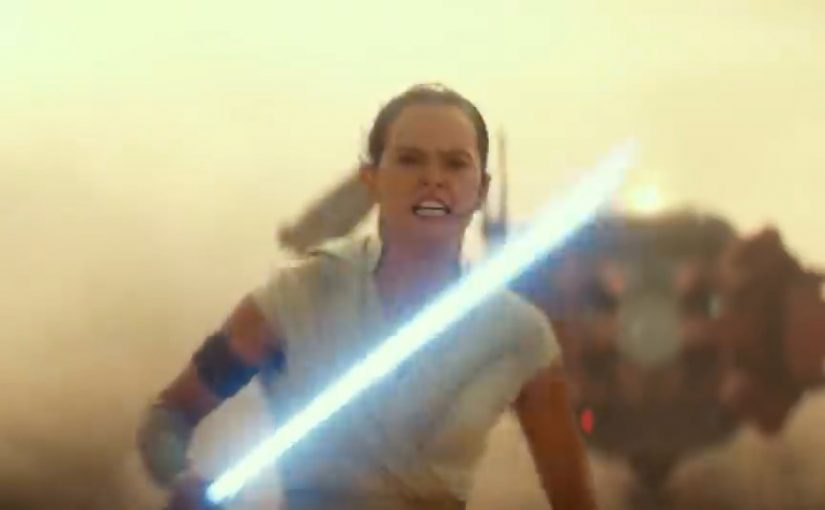 Daisy Ridley Talks Rey's Changing History