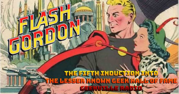 The Lesser Known Geek Hall Of Fame #5: Flash Gordon