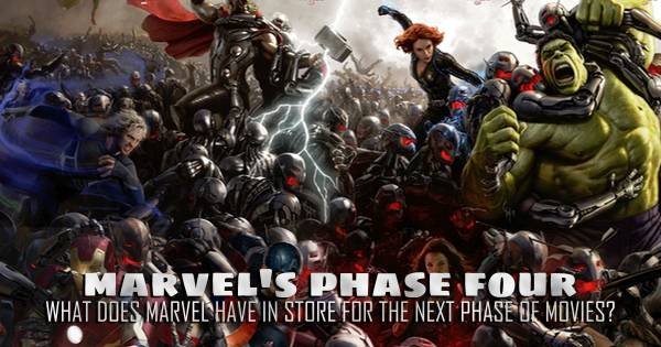 Geekville Radio #239: Marvel Phase Four