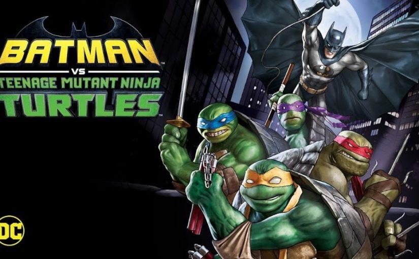 Batman/TMNT Crossover Review