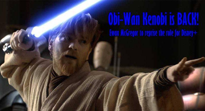 Geekville Radio #242: Obi-Wan Is Back!