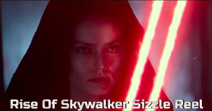 Star Wars Sizzle Reel From D23
