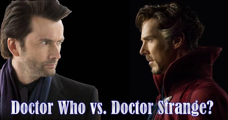 Tennant Being Eyed For Doctor Strange 2?