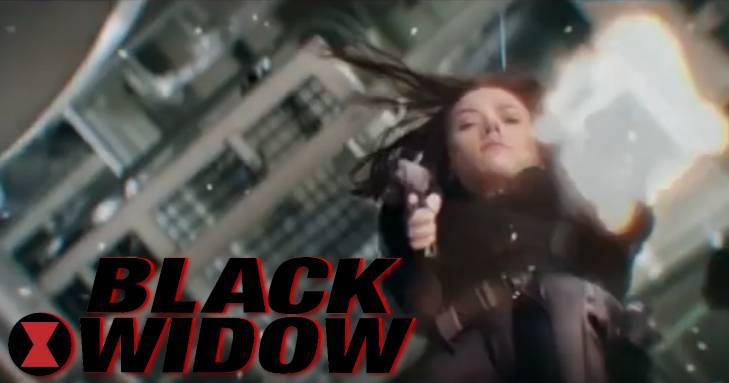 Black Widow trailer drops some hints about her past