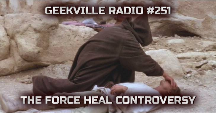 Mandalorian Review and The Force Heal Controversy