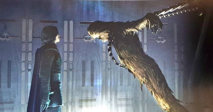 What Happened When Kylo Ren Tried To Torture Chewbacca?