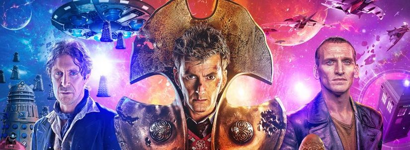 Doctor Who: Time Lord Victorious coming in Fall 2020