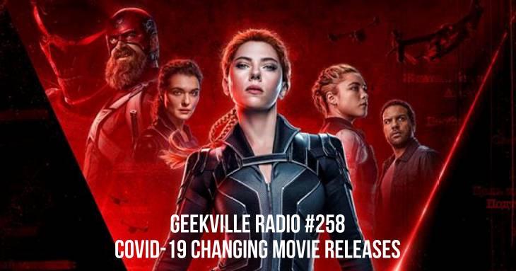 Geekville Radio #258