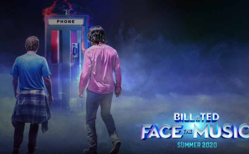 Bill & Ted Face The Music Trailer