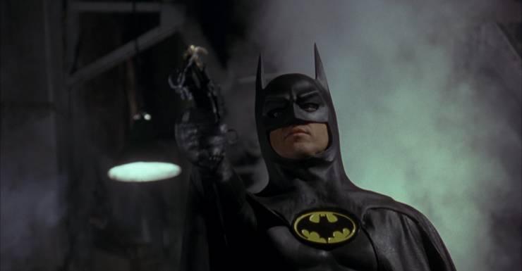 Michael Keaton Reprising Batman For DC's Flashpoint Movie