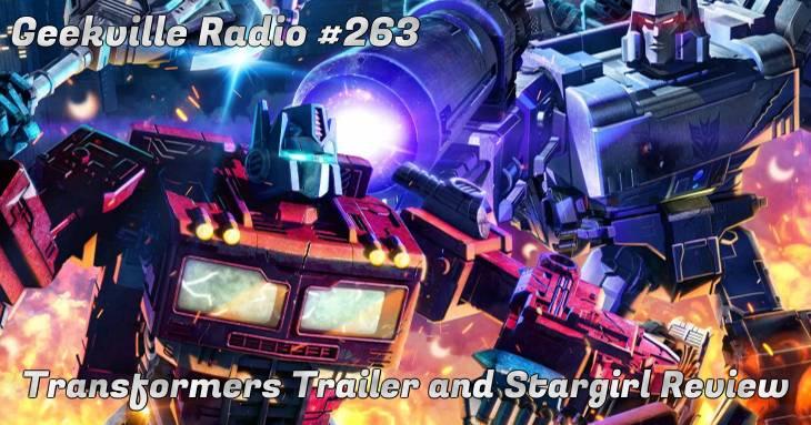 Geekville Radio #263
