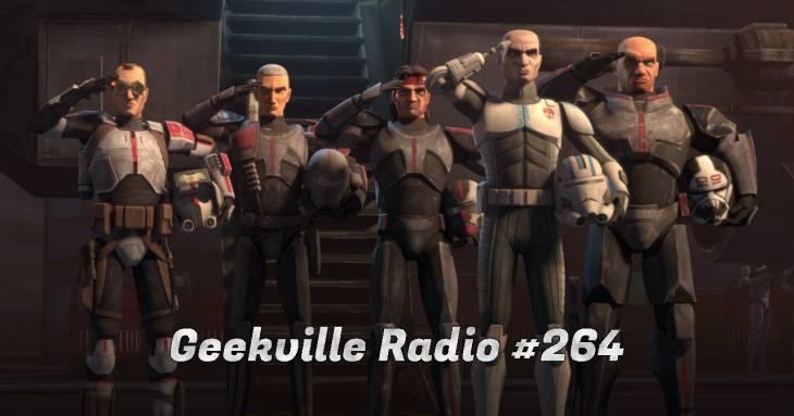 Geekville Radio #264