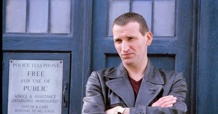 Christopher Eccleston Returning to Doctor Who