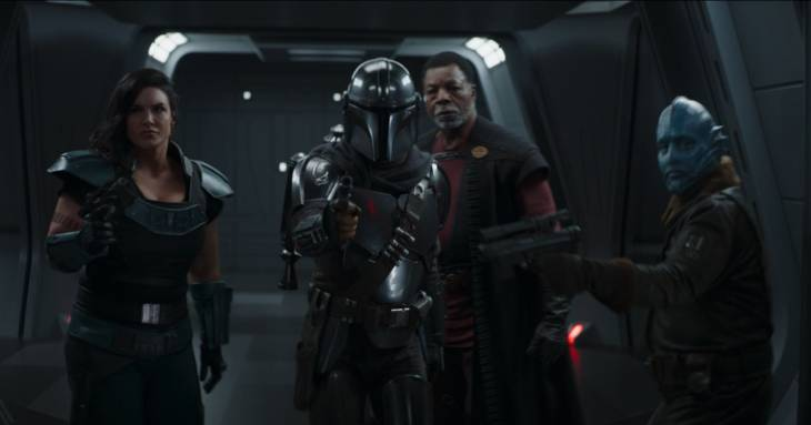 The Mandalorian Chapter 12 Review
