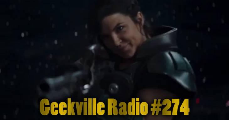 Geekville Radio #274