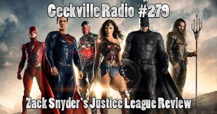 Geekville Radio #279