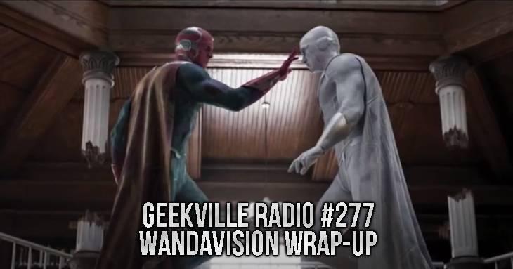 Geekville Radio #277