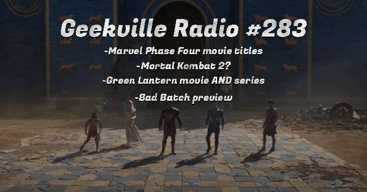 Geekville Radio #283