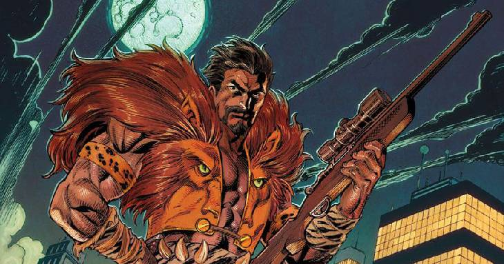 Sony Casts Their Kraven