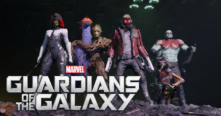 Guardians of the Galaxy video game utilizes classic Bonnie Tyler song for its first trailer